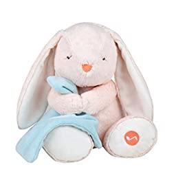 Carter\'s Sleep Solutions Lullaby Soother Musical Pink Bunny