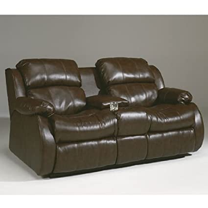 Durablend Cafe Double Reclining Loveseat