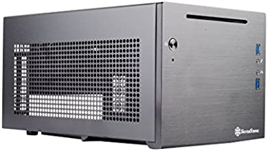 SilverStone SST-SG08B-Lite Boîtier PC Noir