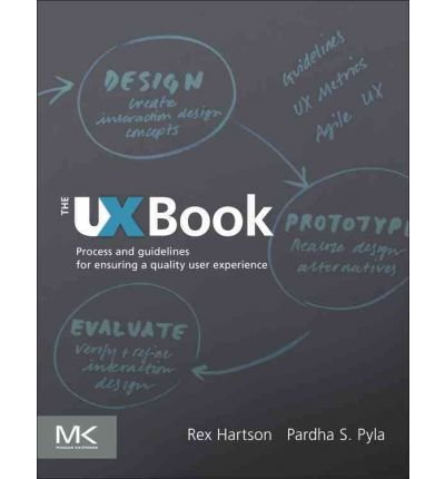 The ux book rex hartson
