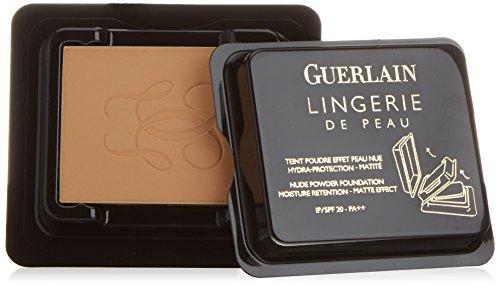 Guerlain Lingerie de Peau Teint Poudre REFILL RICARICA fondotinta compatto polvere n. 04 beige moyen