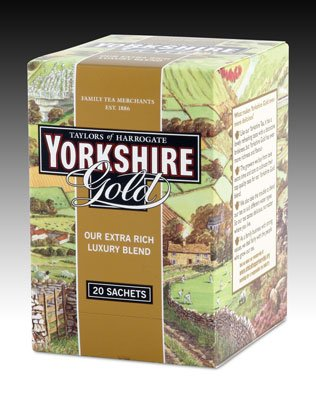Taylors of Harrogate Yorkshire Gold Tea -20 Sachets