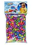 Hama Maxi Beads 500 Pastel Mix