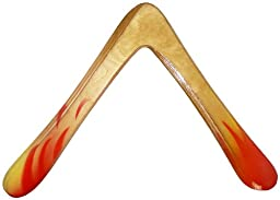 Everest Wooden Boomerangs - Large Boomerang for Boomerang Hobbyist!