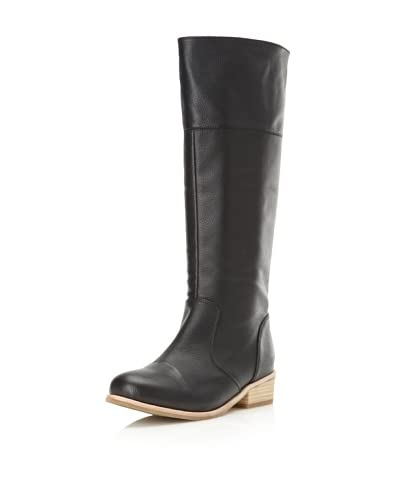 Fiel Women's Campbell Welted Tall Boot  - Black