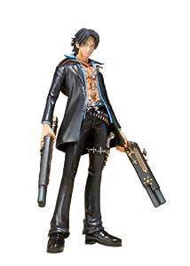 One Piece Figuarts Zero Figur / Statue: Portgas D. Ace 15 cm (Strong World Version)