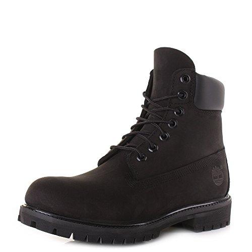 mens-timberland-af-6-inch-prem-bt-black-black-leather-fashion-ankle-boots-size-10