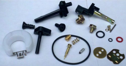 G300 CARBURETOR REPAIR KIT WITH CHOKE SET FITS 7HP ENG (Choke Repair Kit compare prices)