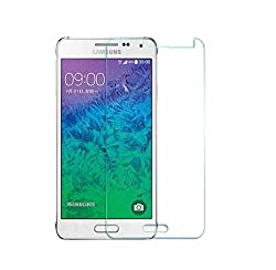 Premium Imported Grade 0.2 mm Tempered Glass Screen Protector for Samsung Galaxy A8