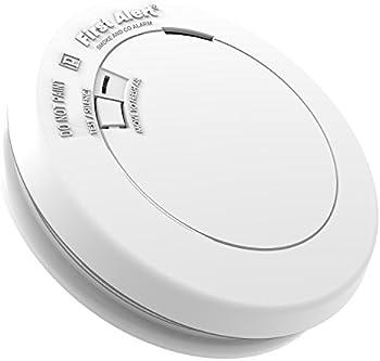 First Alert Carbon Monoxide & Photoelectric Smoke Detector