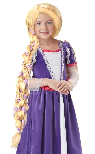California Costume Collection Child's Rapunzel Wig