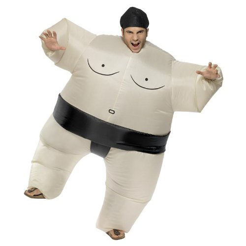 Sumo Wrestler Funny Adult Costume