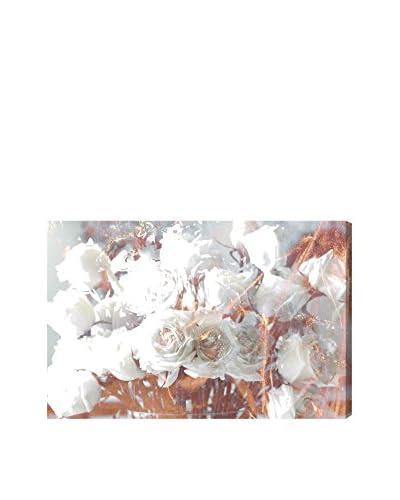 Oliver Gal Rose Gold Feast Canvas Art