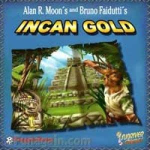 Eagle Games - Incan Gold