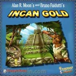 Eagle Games - Incan Gold