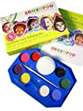 Snazaroo 6 Color Face Painting Kit