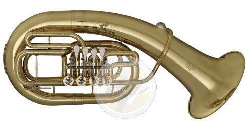Stagg 77-EUR Bb Euphonium, m. Koffer