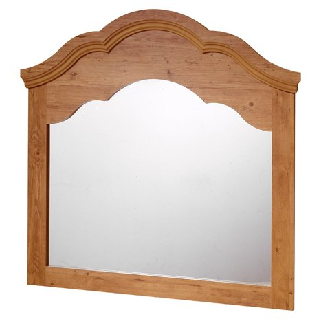 Huntington Arched Dresser Mirror front-906944