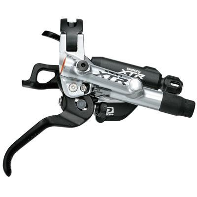 Image of Shimano XTR Trail Mountain Bicycle Hydraulic Disc Brake Lever - BL-M988 (B004BZFQKO)