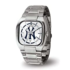 Sparo RI-WTTUR4701 New York Yankees Turbo Watch by Sparo
