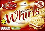Mr Kipling Viennese Whirls 6 Pack 150g