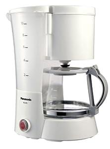 Coffee Maker Watt Kecil : Buy Panasonic NC-GF1 880-Watt 10-Cups Coffee Maker Online at Low Prices in India - Amazon.in