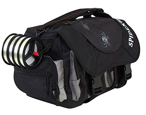 Spiderwire-Wolf-Tackle-Bag-Black