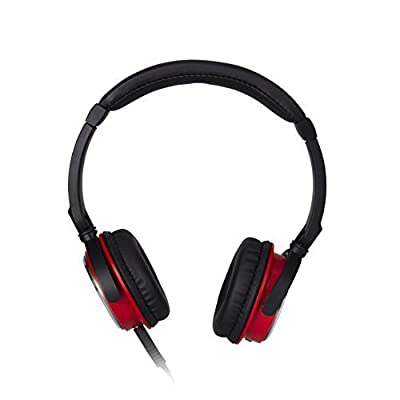TDK Life on Record ST460s Smartphone On-The-Ear Headphones Black by TDK