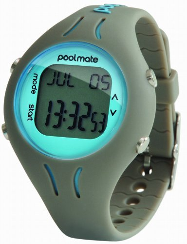 Swimovate PMB Unisex - Reloj de deporte, color gris