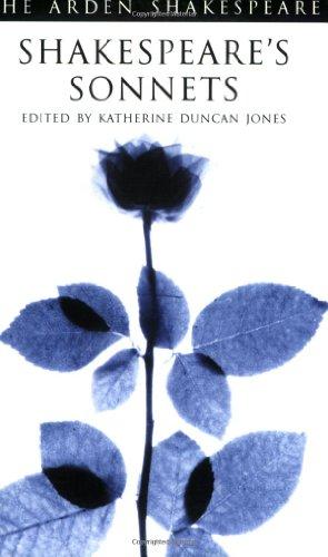 Shakespeare's Sonnets (Arden Shakespeare: Third Series)
