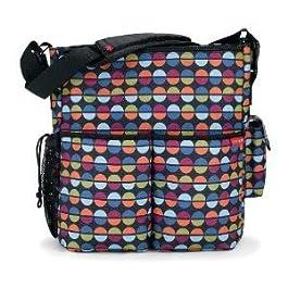 Extraordinarily Durable Skip Hop Duo Essential Diaper Bag With Cushioned changing pad - Sequence Nourrisson, Bébé, Enfant, Petit, Tout-Petits