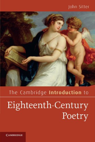 The Cambridge Introduction to Eighteenth-Century Poetry Paperback (Cambridge Introductions to Literature)
