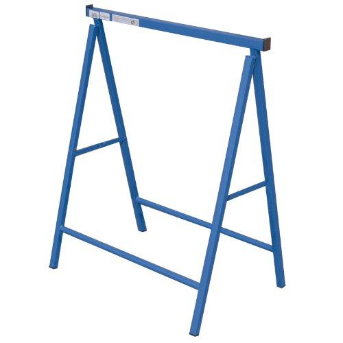 2 Stück Klappbock, 200 kg, blau, 2x100081
