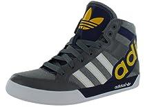07fd91ecb3dc Buy Adidas Originals Men s Adi Hard Court Hi Big Logo Shoes Gray Size 9.5