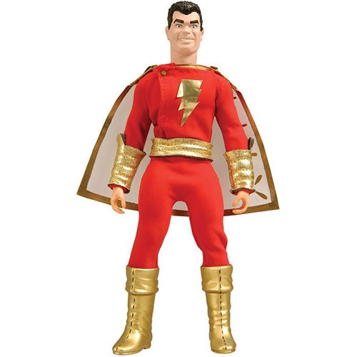 Retro-Action DC Super Heroes Shazam Collector Figure - Series 4
