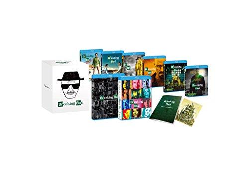 ブレイキング・バッド ブルーレイBOX全巻セット【初回生産限定】 [Blu-ray]
