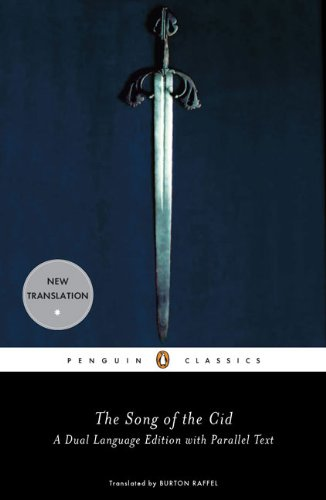 The Song Of The Cid (Penguin Classics) A Dual-Language Edition With Parallel Text front-1068341