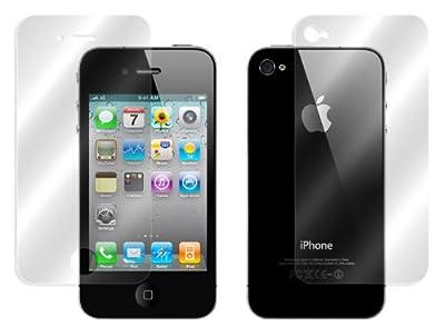 OverLay Brilliant for iPhone 4S / 4 高光沢液晶保護シートOBIPOHN4