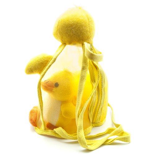 Set De Baño Infantil:Imagen de Duck Set de baño para niños – Incluye mochila de malla