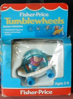 Fisher Price Tumblewheels Cartwheels (1988) - Buy Fisher Price Tumblewheels Cartwheels (1988) - Purchase Fisher Price Tumblewheels Cartwheels (1988) (Fisher Price, Toys & Games,Categories,Learning & Education,Early Development Toys,Push & Pull Toys)
