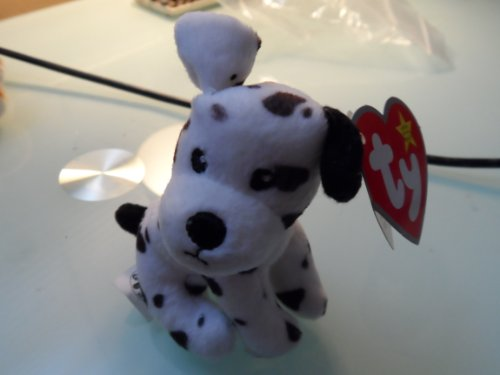 2009 Mcdonald's Ty Teenie Beanie Babies Hydrant the Dog #23 - 1