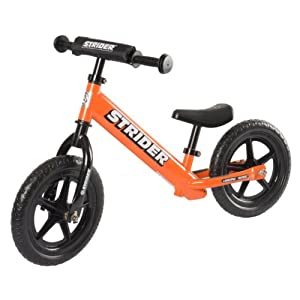 Strider ST-4 No-Pedal Balance Bike by Strider
