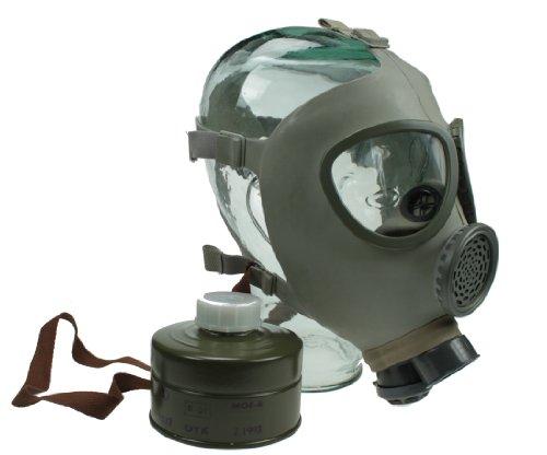 Yantec Tschechische CZ Schutzmaske CM4 mit Filter Neuwertig