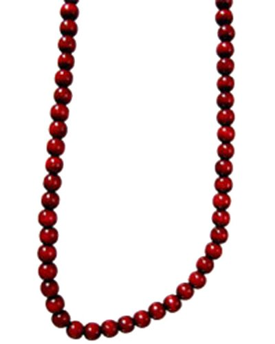 1 X Wooden Cranberry Garland by Kurt Adler (Cranberry Woods compare prices)