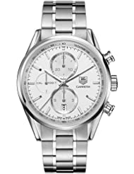 NEW TAG HEUER CARRERA CALIBRE 1887 WATCH CAR2111.BA0720