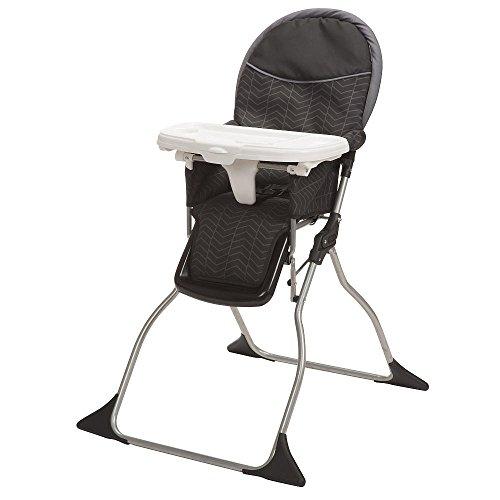 Cosco-Simple-Fold-Plus-High-Chair-Black-Arrows