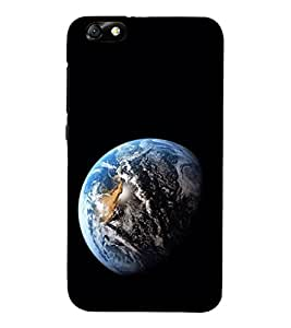 EPICCASE The World Mobile Back Case Cover For Huawei Honor 4X (Designer Case)