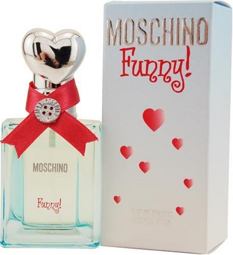 Moschino Funny! By Moschino For Women, Eau De Toilette Spray, 3.4-Ounce Bottle