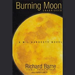 Burning Moon Hörbuch