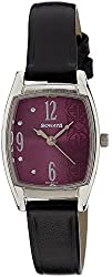 Sonata Analog Purple Dial Womens Watch - 87003SL03A